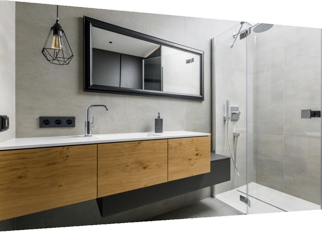 Atmosphère Bains Chauffage, plombier chauffagiste à Brest, création et installation de salle de bains